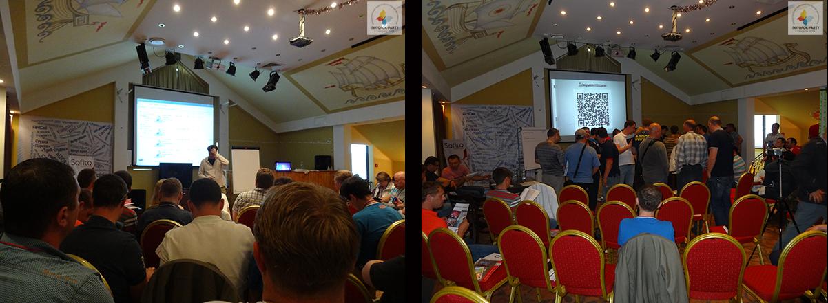 семинар по натжным потолкам