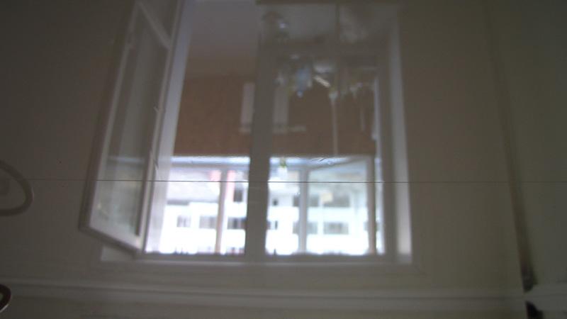 Дефекты натяжного потолка глянец