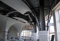 Создание 3-d потолков. Конструкция