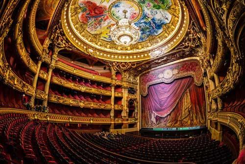 Опера Гарнье Париж