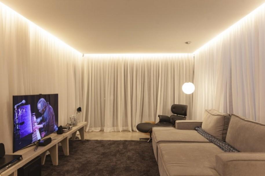 Схема размещения светильников на натяжном потолке фото 113