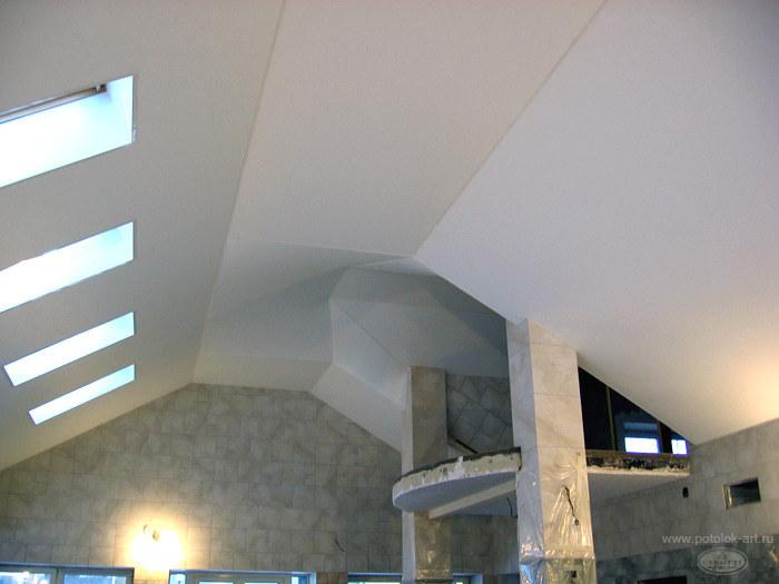 3-d конструкция потолков.