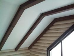 Мансардный потолок