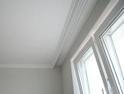 натяжные потолки черутти скрытая ниша