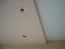 Многоярусный потолок лесенкой