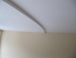 Многоуровневый потолок ступеньками