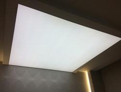 Потолок с накладкой этап 4
