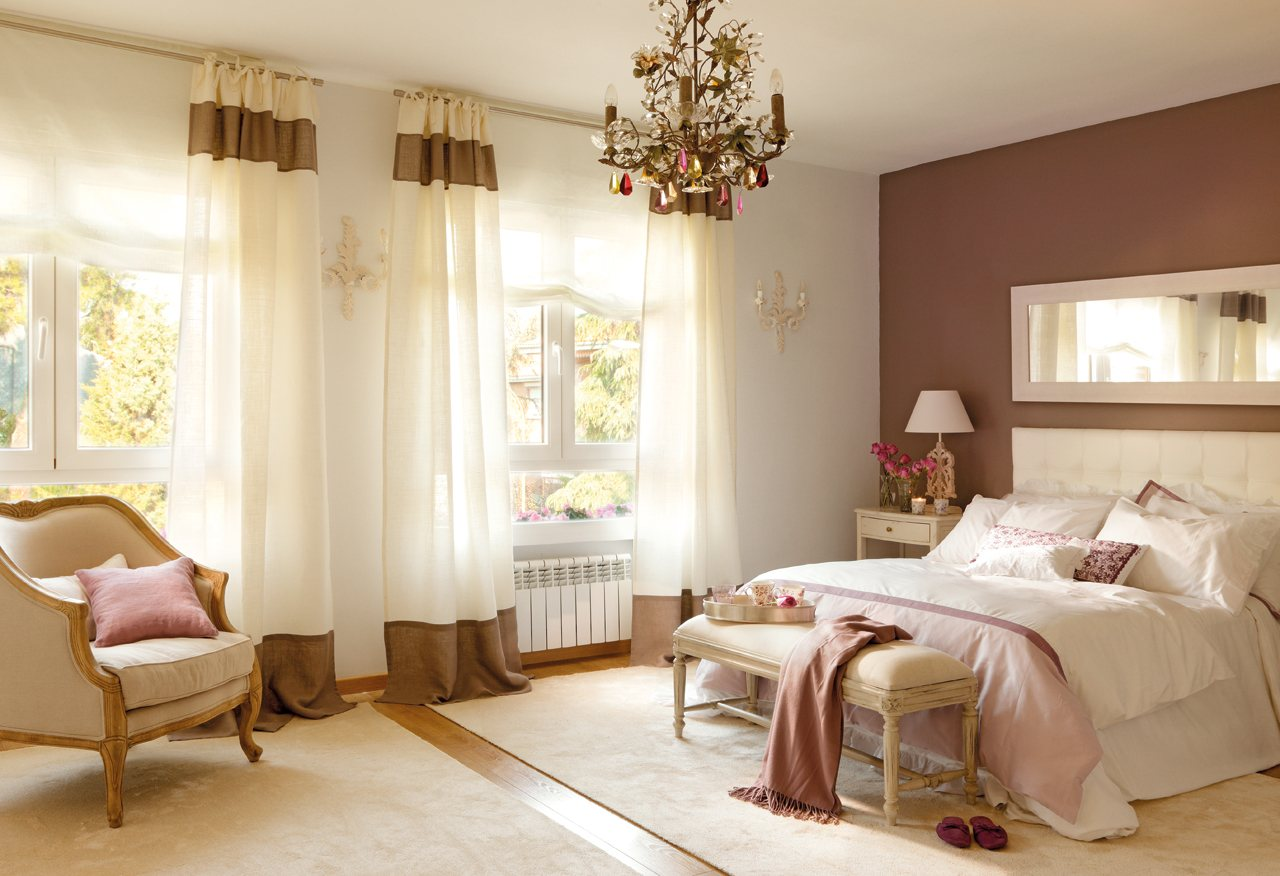 Cerutti st neve for Nuevo estilo dormitorios matrimonio